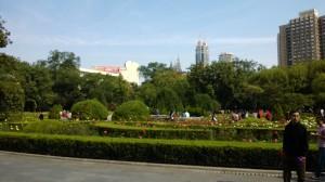 Rose Garden Fuxing Park