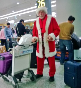 Santa Baggage