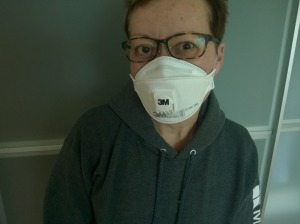 3M lung saving mask