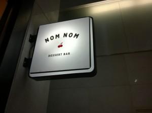 Nom Nom Dessert Bar in Shanghai