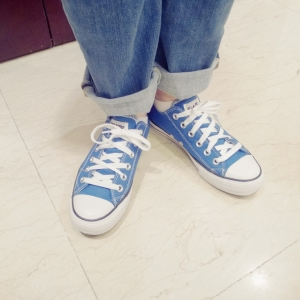 New Converse for me!