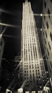 Rockefeller Center-WOW!