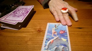 The Hanged Man=Contemplation & Inner Harmony