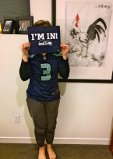 I'm IN and supporting the Seahawks to another Super Bowl win!