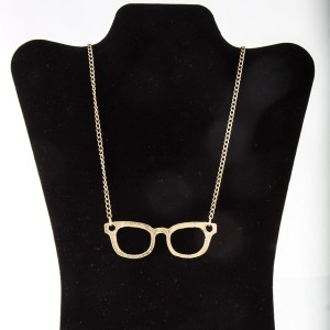 Spectacle Necklace  Available at Decorate Your Neck for $16