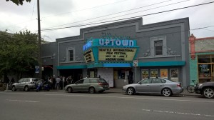 I love the Uptown... great place to grab a film at the SIFF.