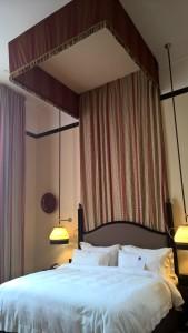 Old world elegance at Hotel Des Indes