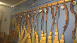 Handmade brooms for every need!