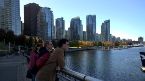 Gorgeous Vancouver waterfront!