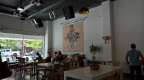 The District coffeehouse